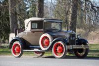 1929.a Ford A Deluxe Sports Coupe